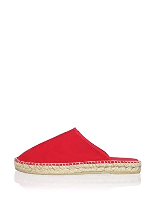 André Assous Men's Anthony Espadrille (Red)