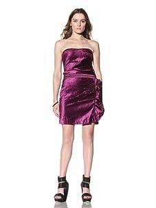 Diesel Black Gold Women's Dameri Dress (Berry Red)