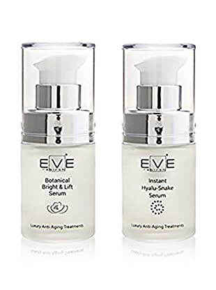 EVE REBIRTH Gesichtspflege Kit Bright And Lift Instant Hyalu-Snake