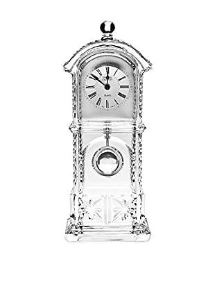 Godinger Crystal Grandfather Desk Clock