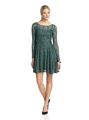 Eva Franco Women's Adelyn Lace Dress (Gardenia)