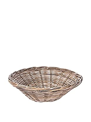 Skalny Rattan Bowl, Grey