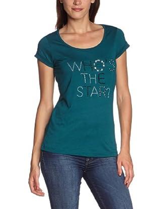 Mexx Metropolitan Camiseta Natalie (Verde)