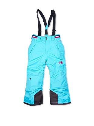 The North Face Pantalones Skihose Insulated Kids (Azul Celeste)