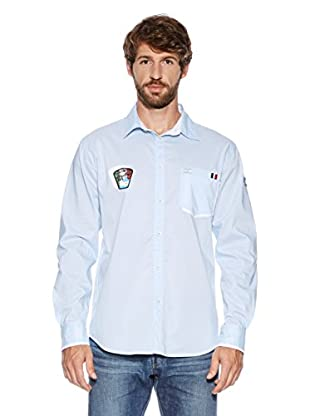 Dolomite Camisa Fitz Roy 3 Msh (Azul Claro)