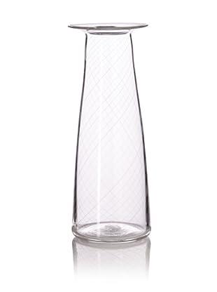 White Cane Vase