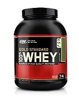 Optimum Nutrition 100% Whey Gold Standard - 5 lbs (Chocolate Mint)