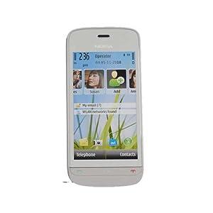 Nokia C5-05 Smartphone-Grey