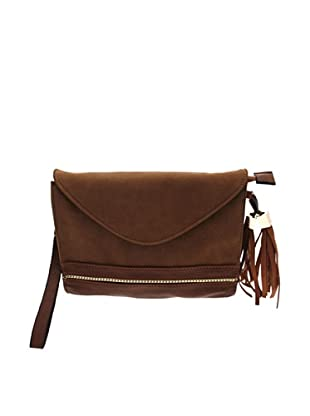NAF NAF Flap Bag Oregon (Camel/Brown)