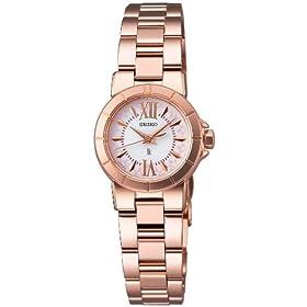 SEIKO (セイコー) 腕時計 LUKIA ルキア 菅野美穂セレクト LUKIA 2009 Christmas Limited Edition 秒針つき エコテックソーラー SSVR016 レディース