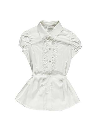 Camisa Manga Corta (Crema)