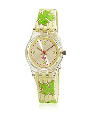 Swatch Quarzuhr Unisex Don'T Leaf Me LK219 25 mm