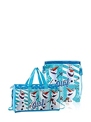 Disney Reisetasche + Rucksack Olaf
