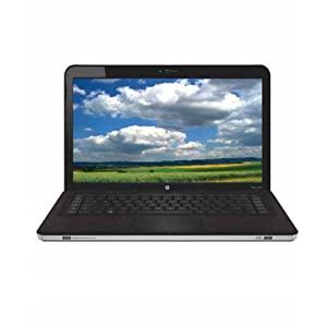 HP Pavilion DV6 Series DV6-6121TX Laptop (Black)