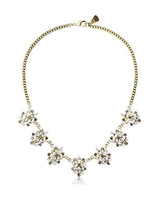 Yochi Dazzle Petal Necklace