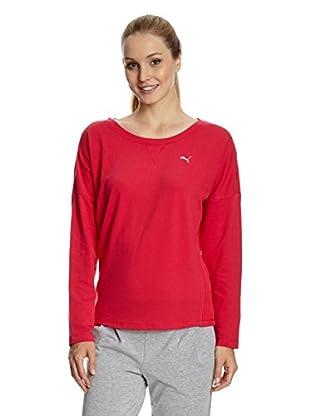 Puma Sweatshirt Active Coverup Top