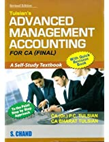 Tulsian's Advanced Management Accounting