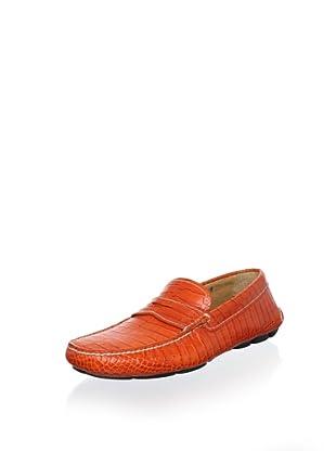 PRADA Men's Loafer (Papaya)