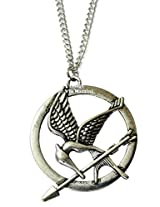 Famous The Hunger Game Mockingjay Bird Necklace By Via Mazzini