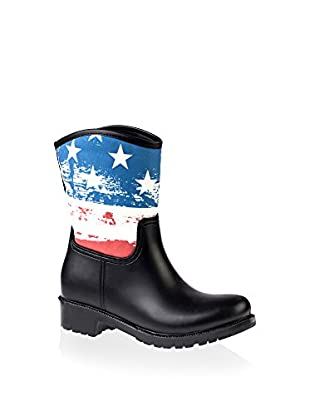 ZZ-SILENCE of the BEES Botas de agua Flag