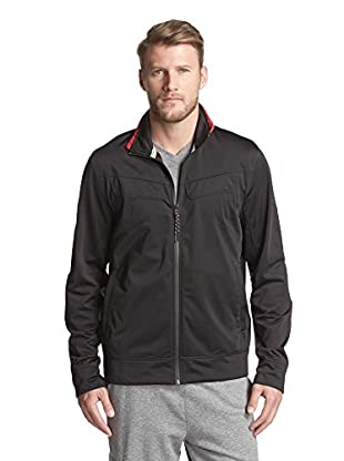 PUMA Men's Ferrari Track Jacket (Black)