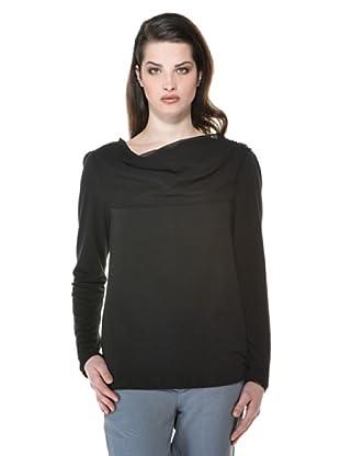 Eccentrica Camiseta Isabelle (Negro)