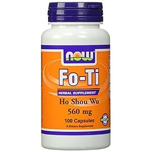 NOW Foods Fo-Ti 100 Capsules AD
