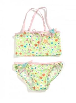 My Doll Kinder-Bikini (grün/rosa/bunt)
