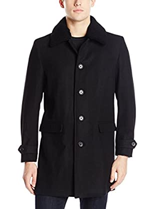 Ben Sherman Cappotto Detachable Shearling Carcoat