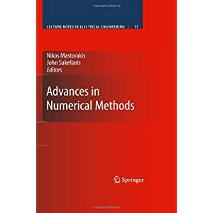Advances in Numerical Methods (Lecture Notes in Electrical Engineering)
