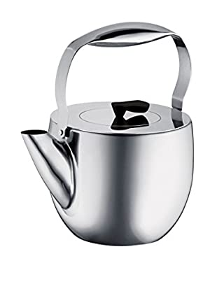 Bodum Columbia 51-Oz. Tea Press, Chrome