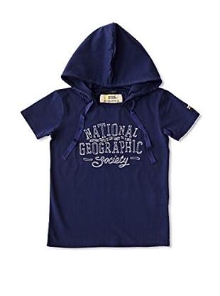 National Geographic Camiseta Tongariro (Azul)