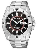 Citizen Analog Multi-Color Dial Men's Watch - NP4000-59F