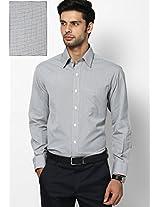 Black Checks Formal Shirt