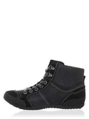 Geox Zapatillas Luras (Negro)