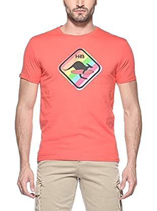 Hot Buttered T-Shirt Rainbow