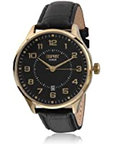 Esprit Analog Black Dial Men's Watch - ES105591003