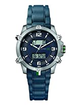 Tommy Hilfiger Analog Blue Dial Men's Watch - NTH1790784/D