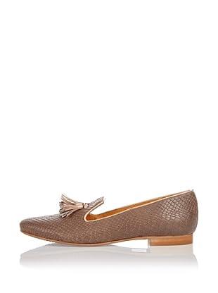 Loft37 Tassel Loafer Cinderella (braun/natural)