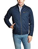 Peter England Men's Cotton Jacket
