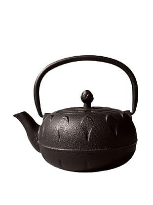 Old Dutch International Cast Iron 18-Oz. Chubu Teapot, Matte Black