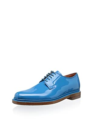Florsheim By Duckie Brown Men's Military Oxford (Turquoise Patent)