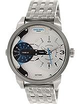 Diesel The Daddie Analog Silver Dial Men's Watch - DZ7305