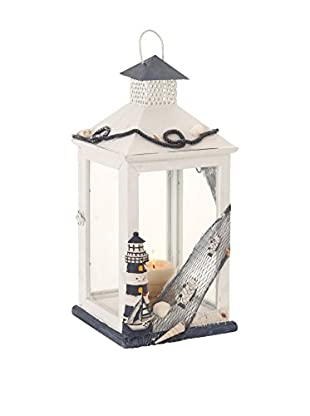 Wood and Glass Lighthouse Lantern