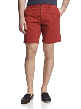 Billy Reid Men's Wynn Short (Red)