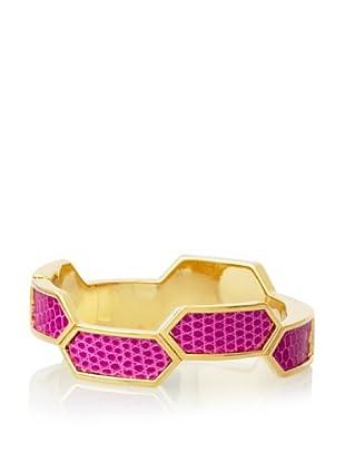Kara Ross Azalea Hexagon Bracelet
