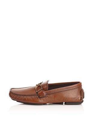Donald J Pliner Men's Von Loafer (Saddle)