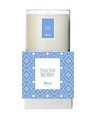 Bluewick 12-Oz. Anniversary Candle, Snow Berry