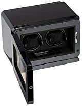 Volta 31-570022 Cambridge Wood Watch Winder
