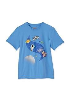 SwitchittZ Boy's Deep Space Tee (Blue)